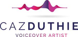 Caz Duthie Voiceover logo