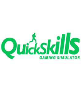 QuickSkills - Gaming Simulator logo