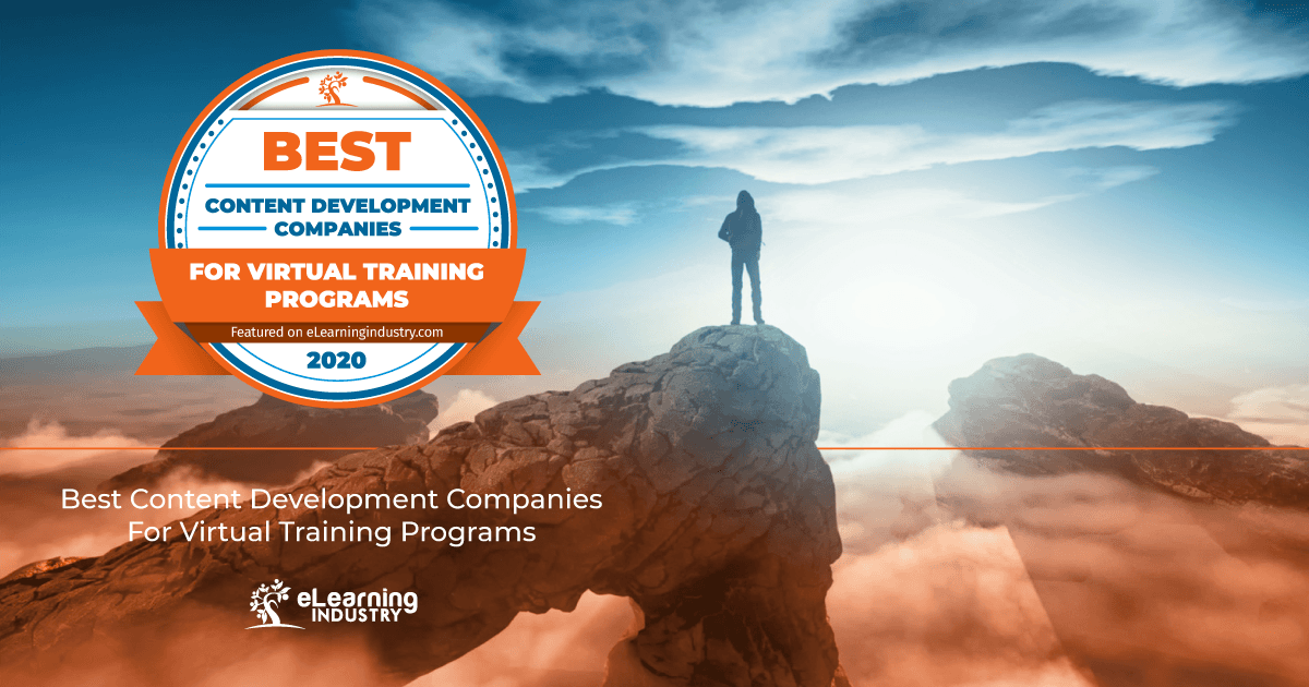 The Best 10+1 Content Development Companies To Help You Create Your Virtual Training Programs