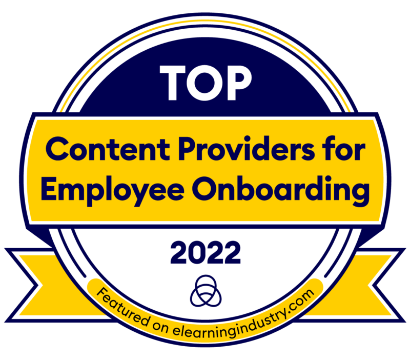 Top Content Providers For Employee Onboarding (2022)