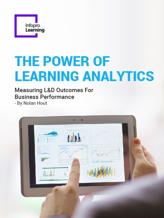 eBook Release: The Power Of Learning Analytics