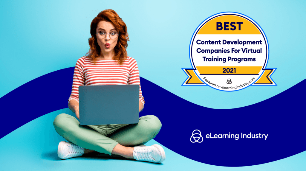 The Best Content Development Companies To Help You Create Your Virtual Training Programs (2021)