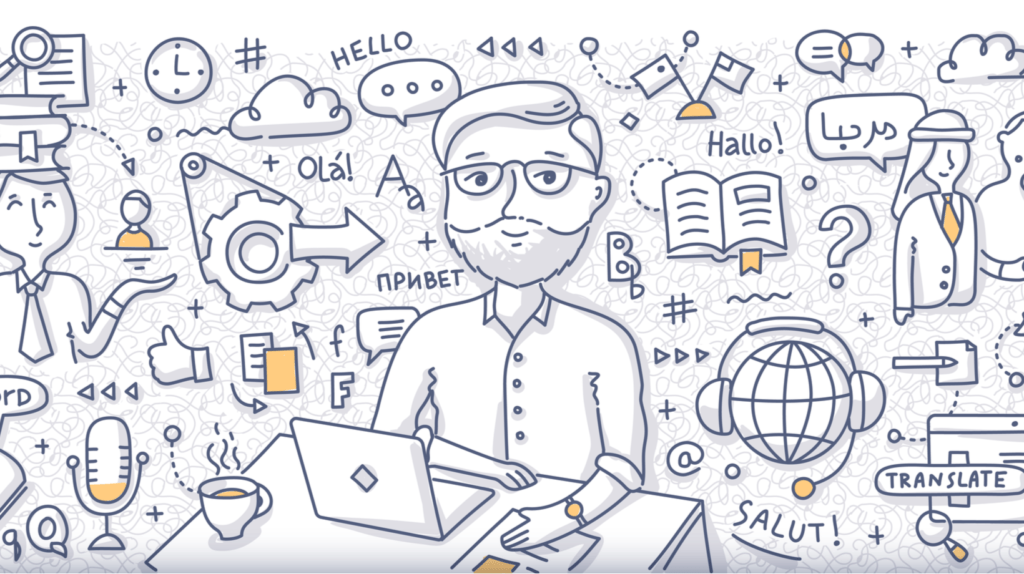 eLearning Translations: A Multilingual Shell To Bring Multiple Versions Together