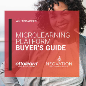 OttoLearn Releases Microlearning Platform Buyers Guide