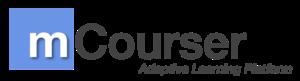 mCourser logo