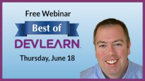 The Best Of DevLearn Webinar