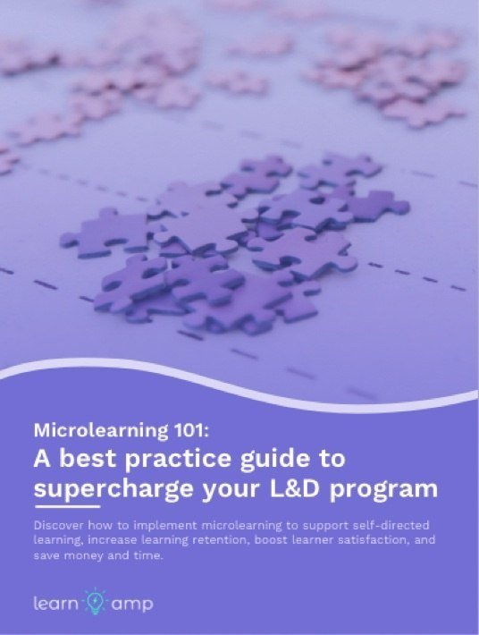 Microlearning 101: A Best Practice Guide To Supercharge Your L&D Program