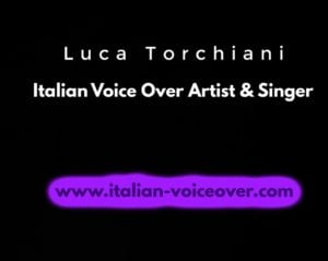 Italian Voiceover logo