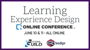 Learning Experience Design Online Conference 2020