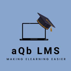 aQb LMS logo