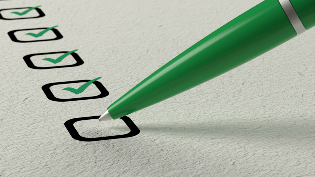 eLearning Authoring Tools Comparison Checklist