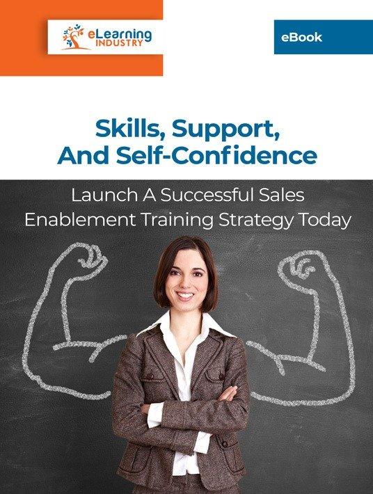 Skills, Support, And Self-Confidence: Launch A Successful Sales Enablement Training Strategy Today