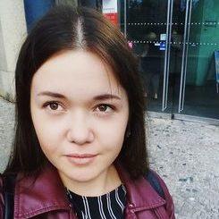 Photo of Kseniya Fedoruk