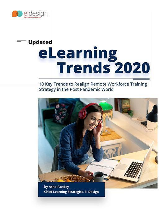 Updated eLearning Trends 2020 - 18 Key Trends To Realign Remote Workforce Training Strategy In The Post Pandemic World