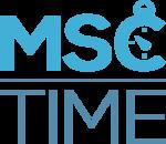 MSCTIME logo