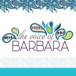 The Voice of Barbara logo