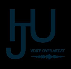 H J Unger Voice Over Artist logo