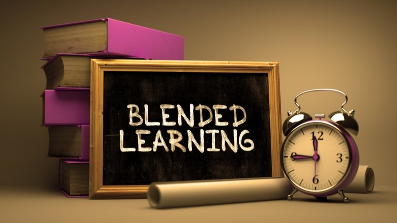 Blending Asynchronous And Synchronous Digital Learning