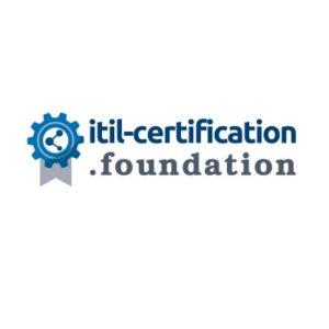 ITIL Foundation Certification logo