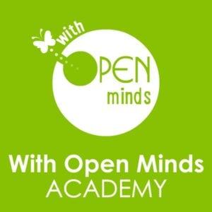 With Open Minds logo