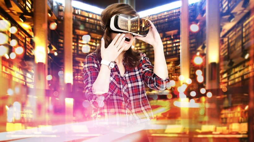 Using Virtual Reality In Corporate Training