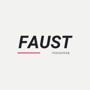 John Faust Voiceover logo