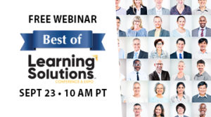 The Best Of Learning Solutions Webinar