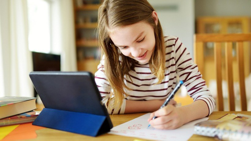 Help Kids Prepare For An Online Semester This Fall