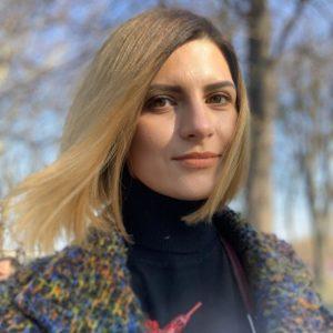 Photo of Marina Dibrova