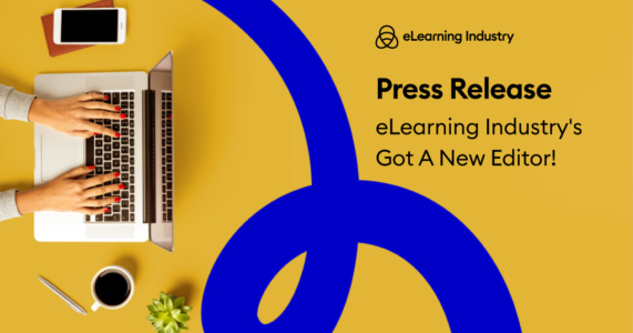 eLearning Industry's Got A New Editor!