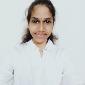 Photo of Sindhuja Sreenivasan