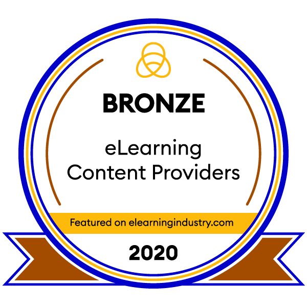 Commlab India Bronze Award Winner 2020