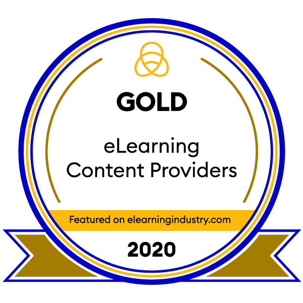 EI Design Gold Award Winner 2020