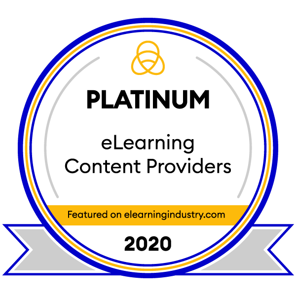 AllenComm Platinum Award Winner 2020