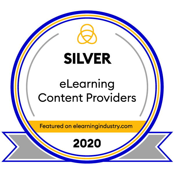 SweetRush Silver Award Winner 2020