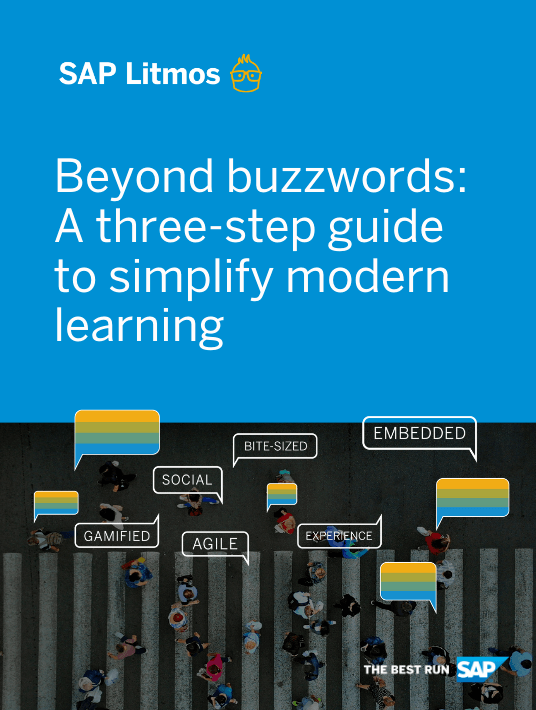 Beyond Buzzwords: A Three-Step Guide To Simplify Modern Learning