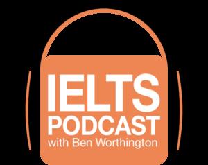 IELTSPodcast logo