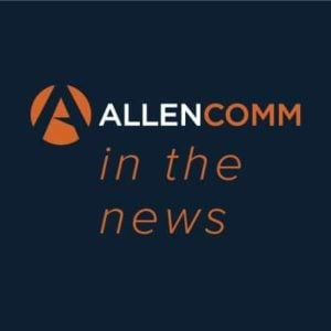 AllenComm Secures Top Spot On eLearning Industry List And 3 Summit Awards