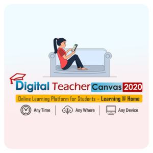 Digital Teacher Canvas logo