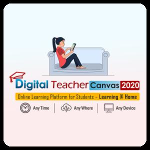 Digital Teacher Canvas logo