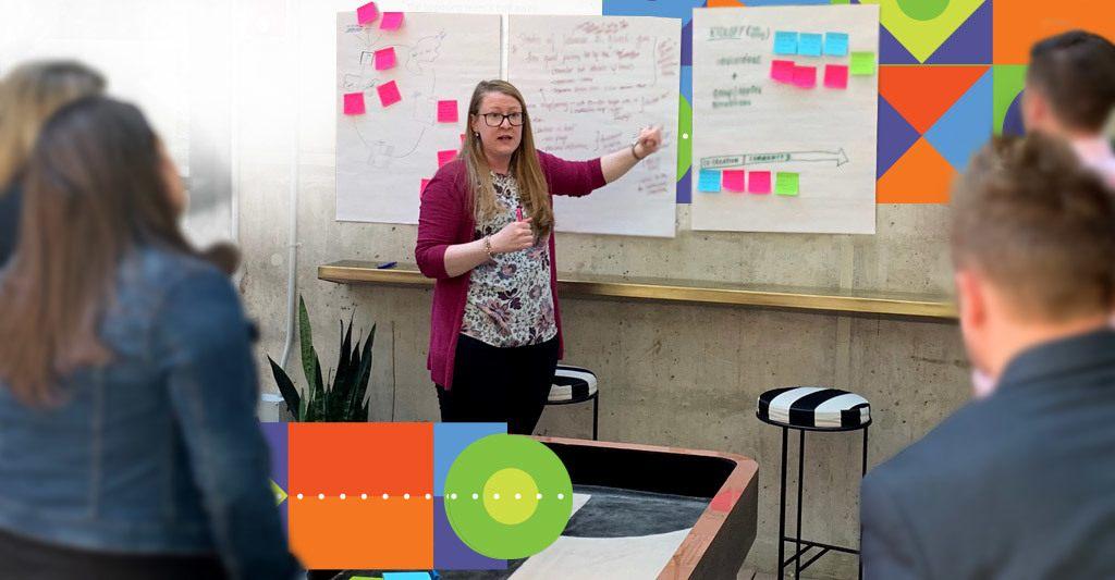 virtual design thinking