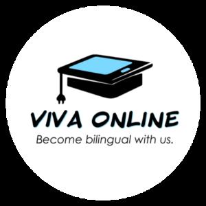 Viva Online Spanish logo