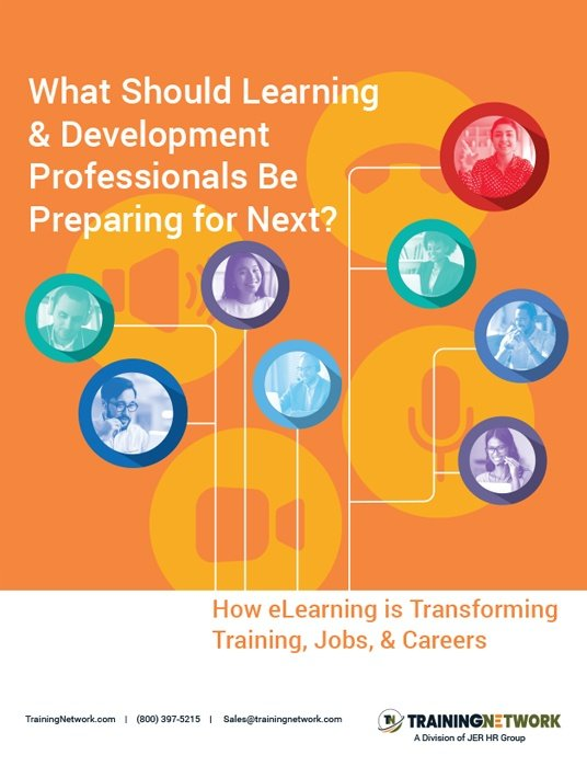 eBook Release: What Should Learning And Development Professionals Be Preparing For Next