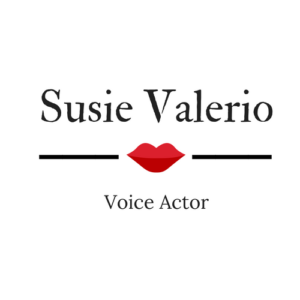 Susie Valerio - Global Voice with a Tropical Touch logo