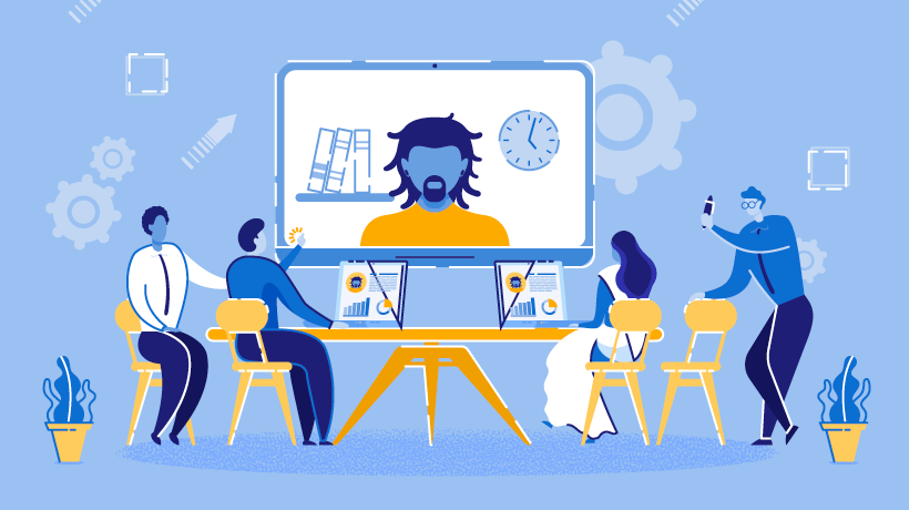 6 Ways To Use LMS Integration With Video Conferencing Tools For Team Building