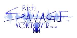 Rich Savage Voiceovers logo