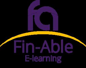 Fin-Able logo