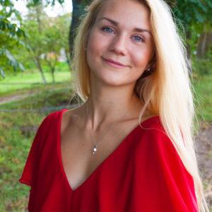 Photo of Mariia Matviichuk