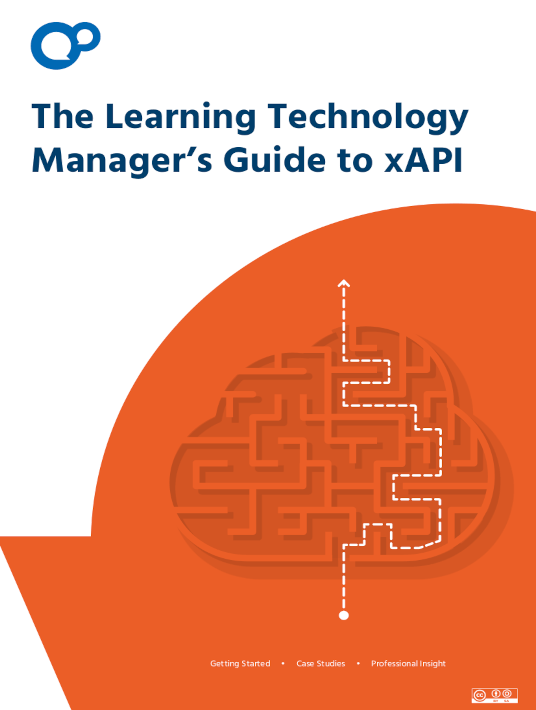 eBook Release: The Learning Technology Manager's Guide Τo xAPI