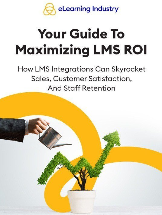 Your Guide To Maximizing LMS ROI: How LMS Integrations Can Skyrocket Sales, Customer Satisfaction, And Staff Retention